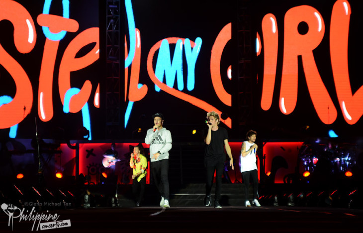 One Direction Live in Manila Photo Gallery