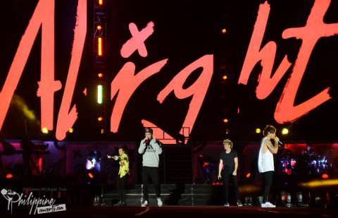 One Direction Manila Concert