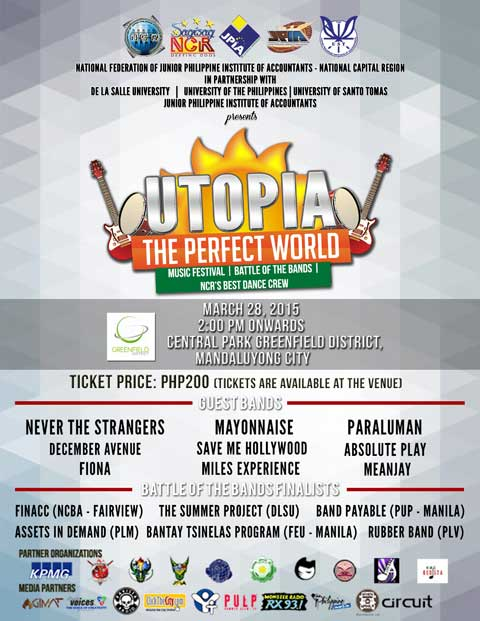 Utopia: The Perfect World