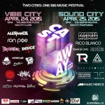Castaway 2.0 Music Festival – Vibe City and Sound City