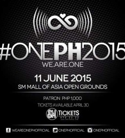 OnePH2015 Concerts