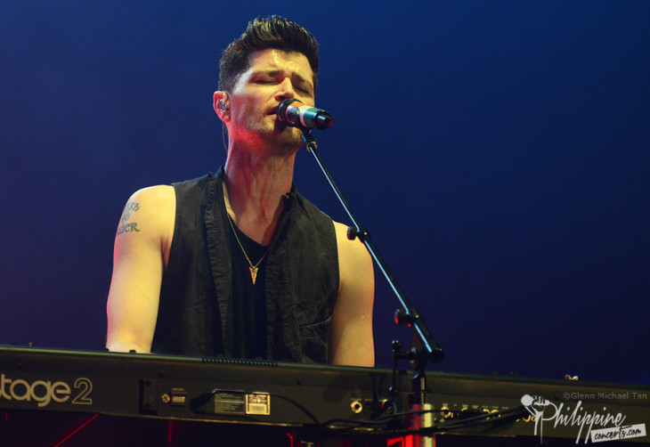 The Script Live in Manila 2015 Photo Gallery