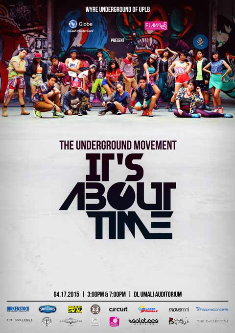 The Underground Movements: It's About Time at UPLB
