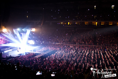 Backstreet Boys at Mall of Asia Arena