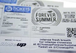 closeup-forever-summer-ticket-promo