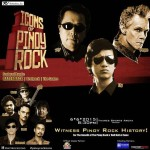 Icons of Pinoy Rock with RJ Jacinto, Pepe Smith and Ely Buendia