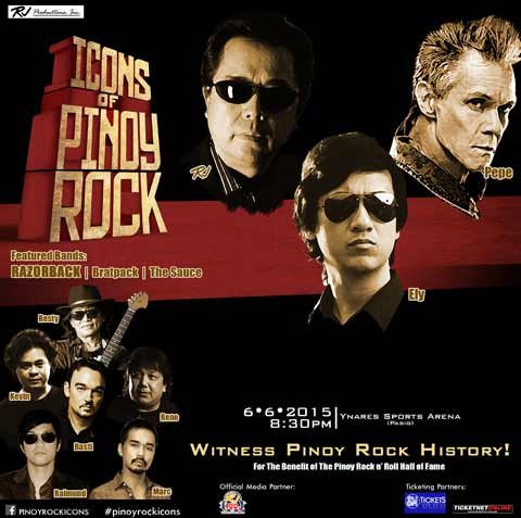 Icons of Pinoy Rock