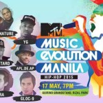 MTV Music Evolution Manila 2015