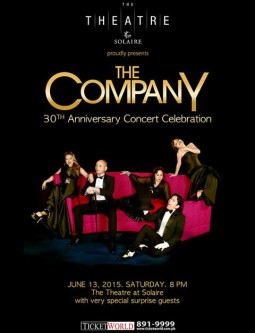 The CompanY 30th Anniversary Concert Celebration