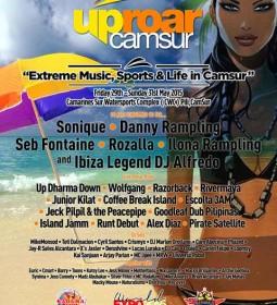 UpRoar CamSur 2015