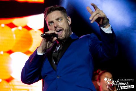 Boyzone Live in Manila