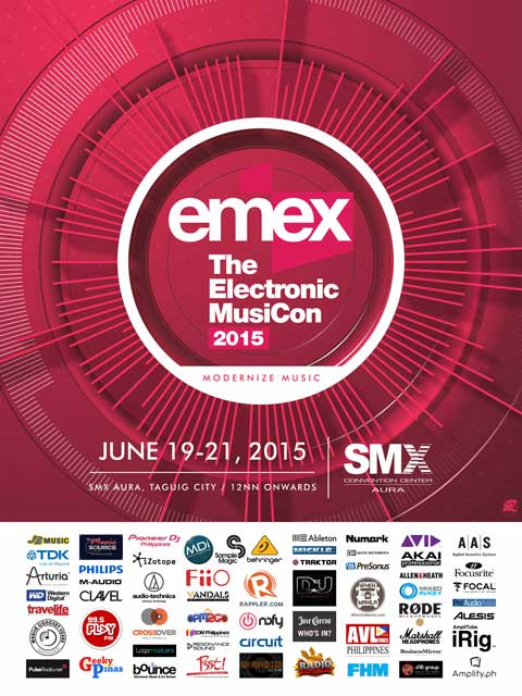 2015 Electronic Music Conference and Expo