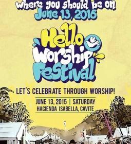 HELLO Worship Festival 2015