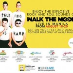 Walk the Moon Live in Manila 2015