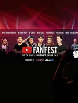 YouTube FanFest Manila 2015