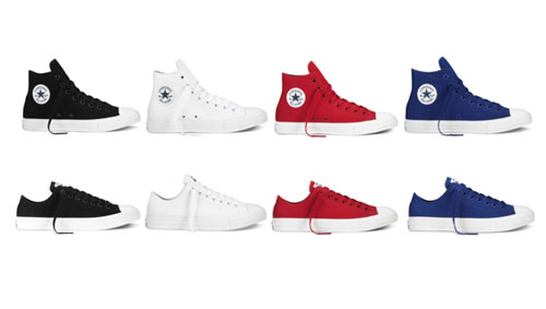 Converse Ushers in New Era with Ground-Breaking Chuck Taylor All Star II