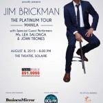 Jim Brickman Live in Manila 2015 Cancelled