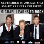Michael Learns to Rock Live in Manila 2015