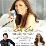 Zsa Zsa Padilla Beginnings Concert