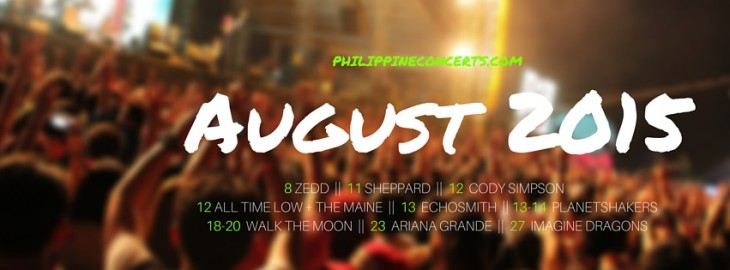 Indie Rock August is Upon Us!