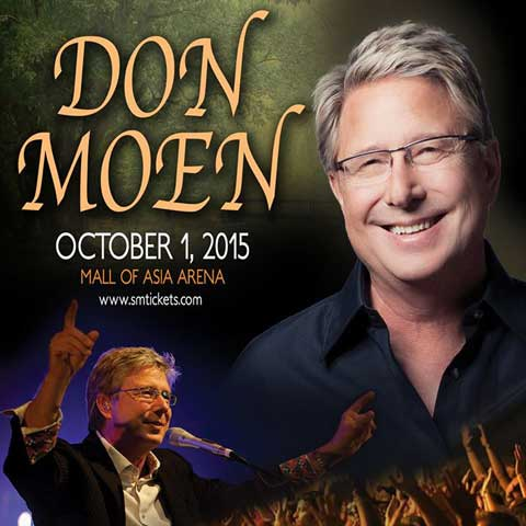Don Moen Live in Manila 2015