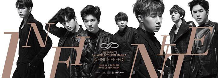 Infinite Live in Manila 2015