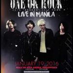 ONE OK ROCK Live in Manila 2016