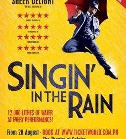 Singin' In The Rain Musical 2015