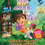 Dora The Explorer Live 2015