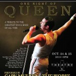 One Night of Queen featuring Gary Mullen and The Works at Solaire Resort