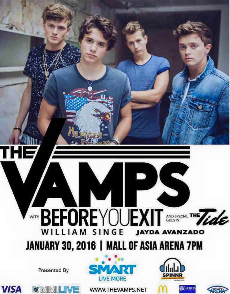 3logyinmanila the vamps before you exit and the tide philippine the vamps before you exit and the tide ticket prices m4hsunfo