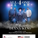 All 4 One & Diana King Live in Manila 2015