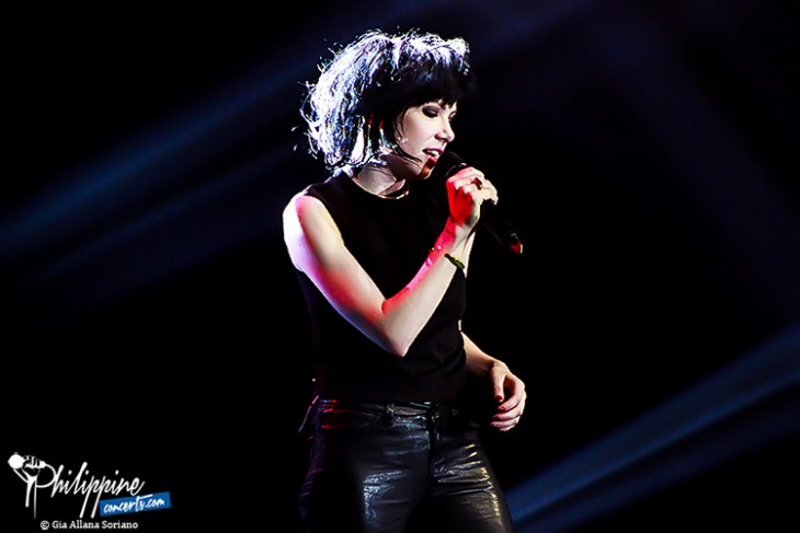 Carly Rae Jepsen brings EMOTION to the the Philippines