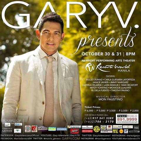 Gary V Presents at Resorts World Manila