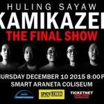 Kamikazee The Final Show