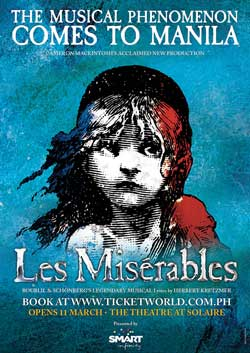 Les Miserables Manila Tickets