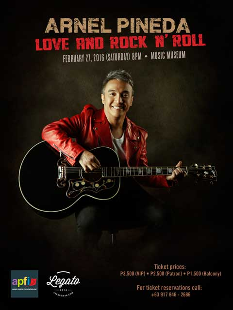 Arnel Pineda: Love and Rock n' Roll at Music Museum