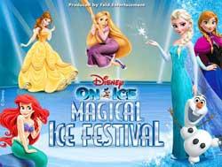 Disney On Ice 2015-2016