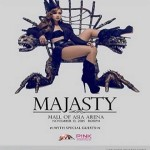 Majasty : Maja Salvador at MOA Arena
