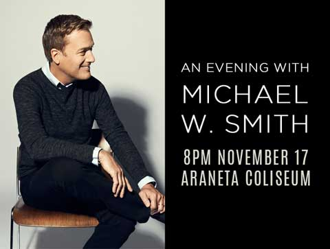 Michael W. Smith Live in Manila 2015