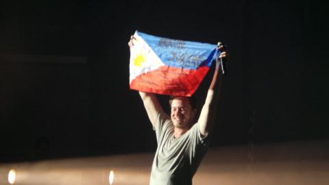 Imagine Dragons Live in Manila