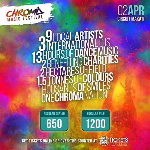 Chroma Music Festival