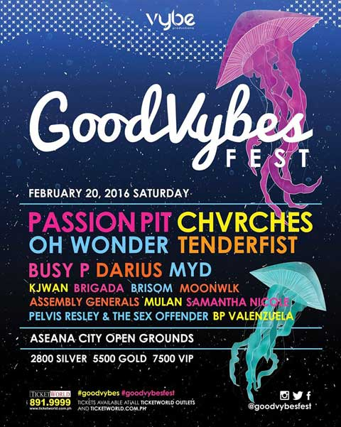 GoodVybes Music Festival 2016