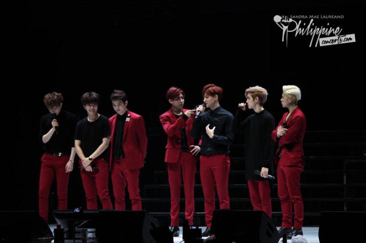 GOT7's Fan Meeting: The 7 Highlights