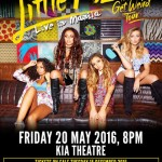 Little Mix Live in Manila 2016