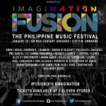 Imagination: Fusion 2016 – The Philippine Music Festival