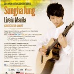 Sungha Jung Live in Manila 2016