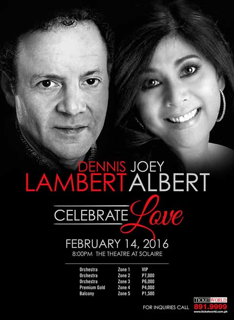 Celebrate Love feat. Dennis Lambert & Joey Albert