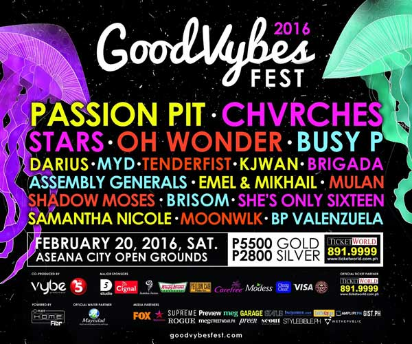 10 Things you need to know about GoodVybes Fest