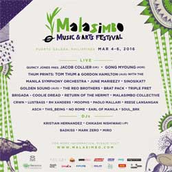 Malasimbo Music & Arts Festival Tickets
